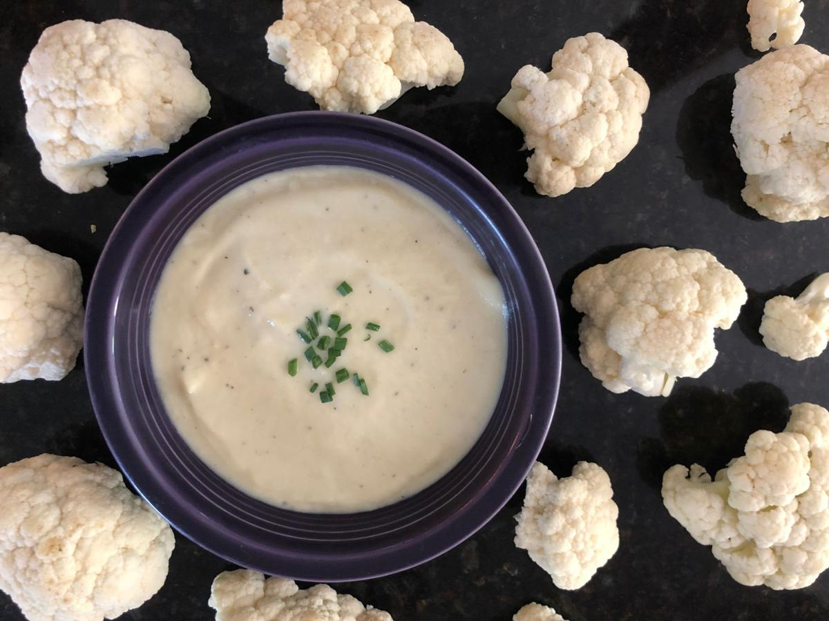 Cauliflower vichyssoise