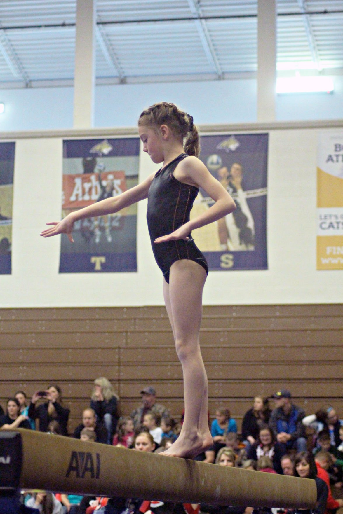 Top tumblers: Velocity Gymnastics takes championship title at state tournament