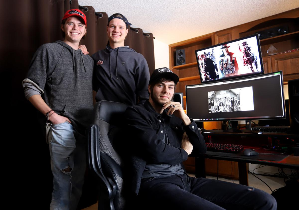 Trail of Justice: Young filmmakers prepare to launch new western