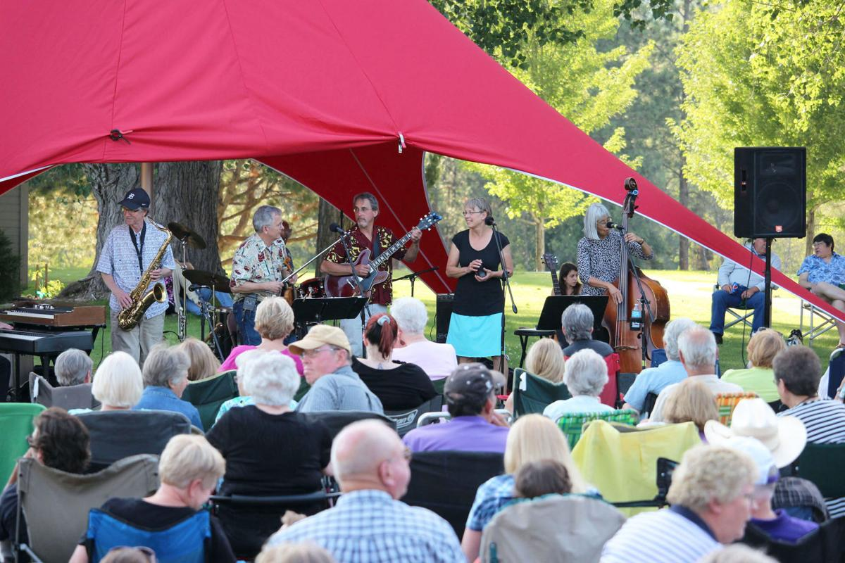 Sounds of summer: Sapphire Lutheran Homes to kick off annual concert series
