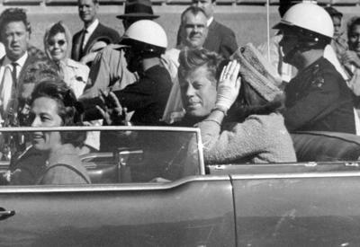 President Kennedy assassinated,  November 23, 1963