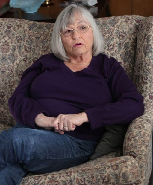 Betty Laws received treatment for a brain tumor