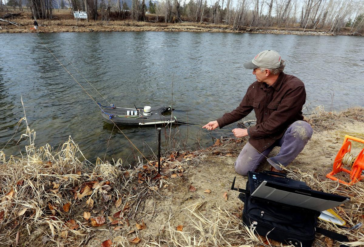 Groundwater study: State hydrogeologists continue research on Bitterroot Valley aquifer