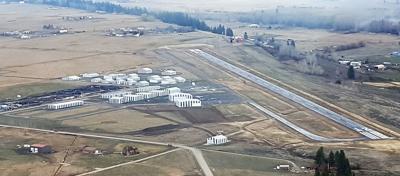 Stevensville Airport