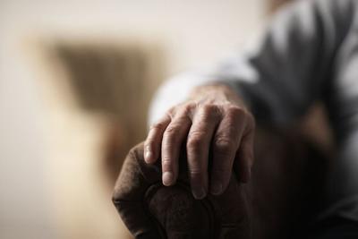 senior citizen stockimage