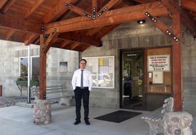 Stevensville Mayor Brandon Dewey file