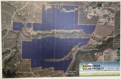 The Basin Creek Solar Project