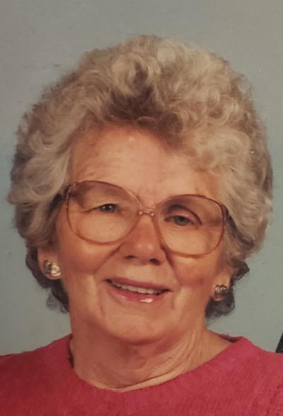 Ethel Louise Roy