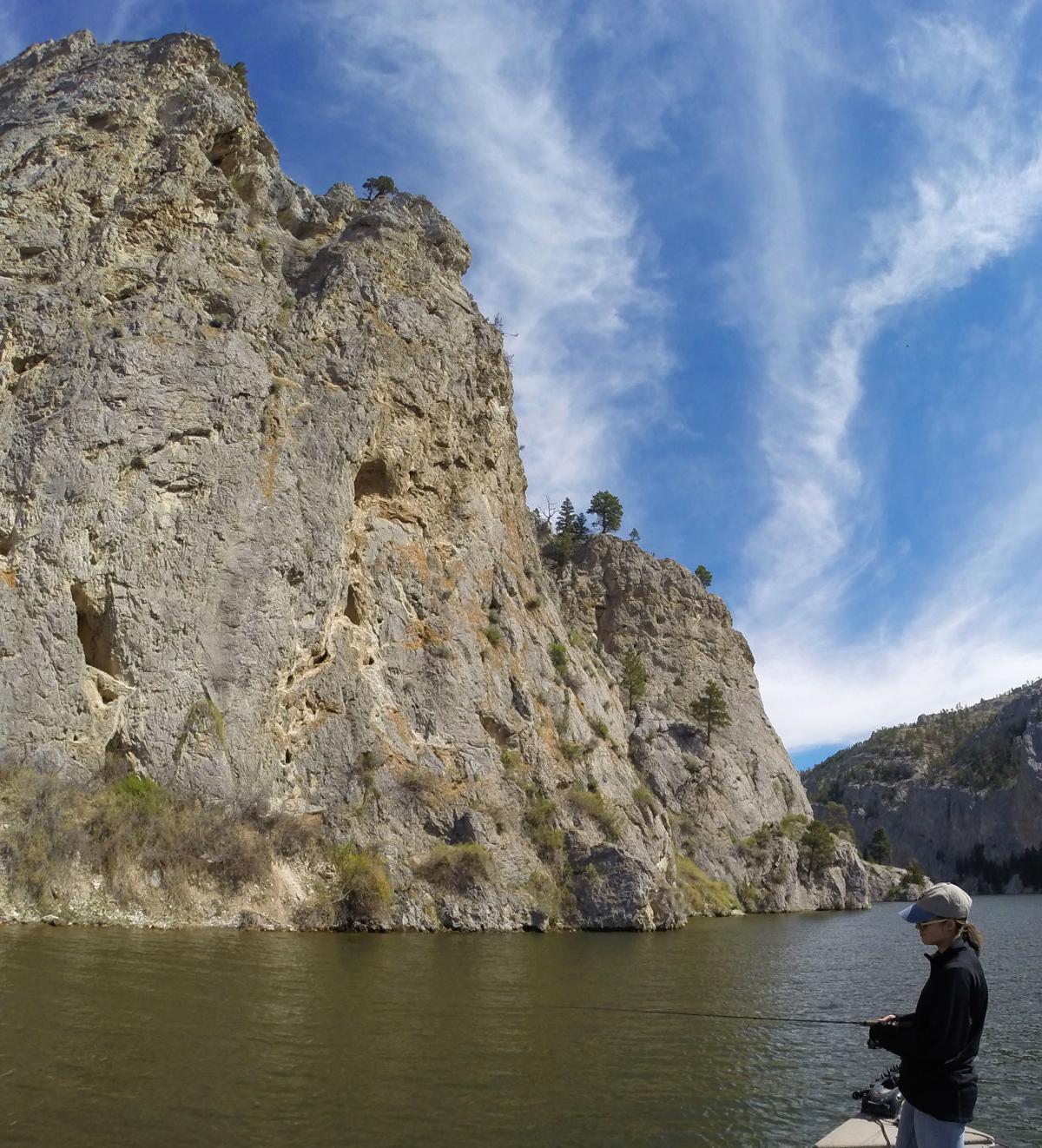Holter Reservoir