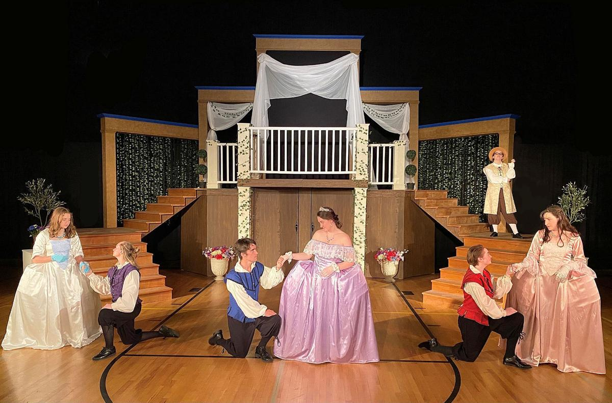 """FCHS produces """"Love's Labour's Lost"""" this weekend"""
