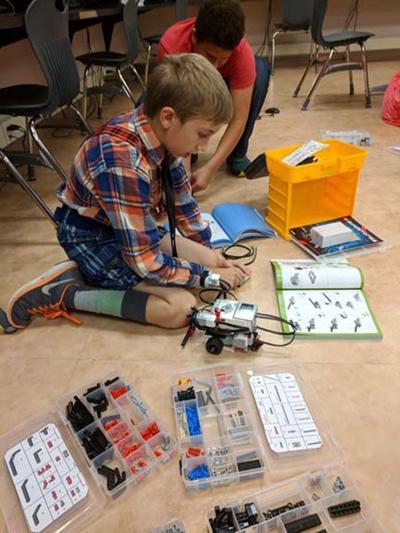 Coding for Kids is expanding in Stevensville