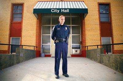 Hamilton Police Chief appreciates support of community