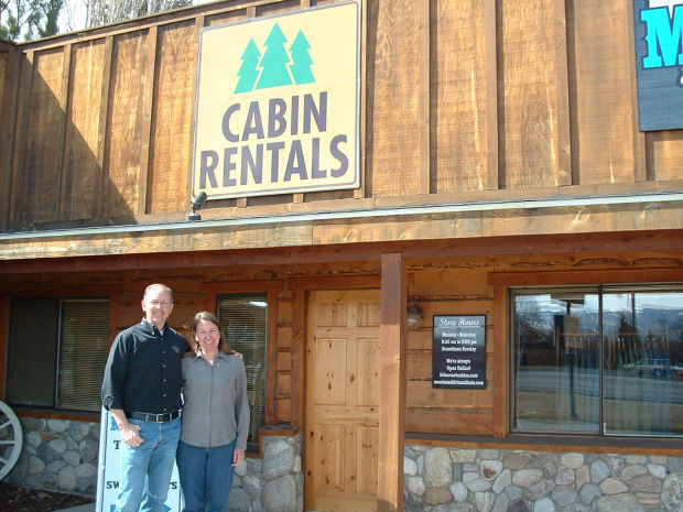 Bitterroot Cabins: Hamilton business manages vacation properties throughout the valley