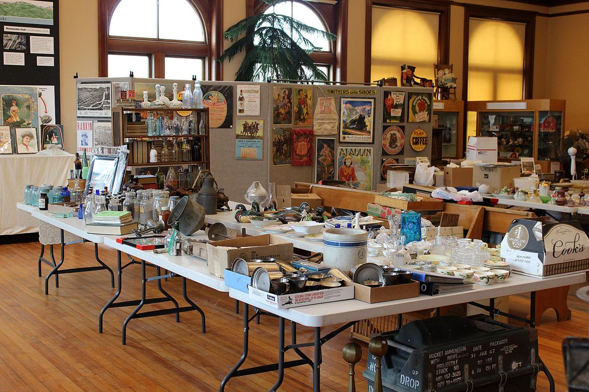 Antiques and Collectibles sale at the Ravalli County Museum on Saturday