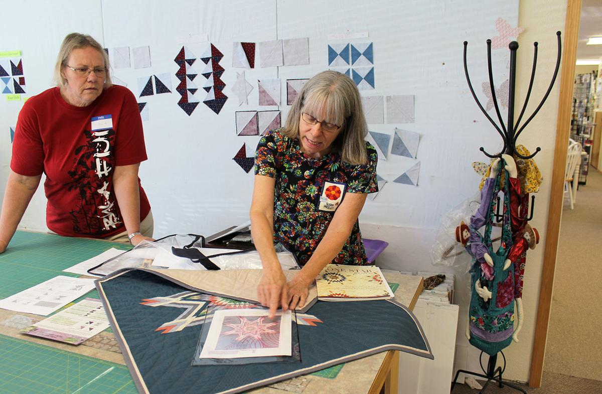 Tucker University Classes Taught At Patchwork Quilts