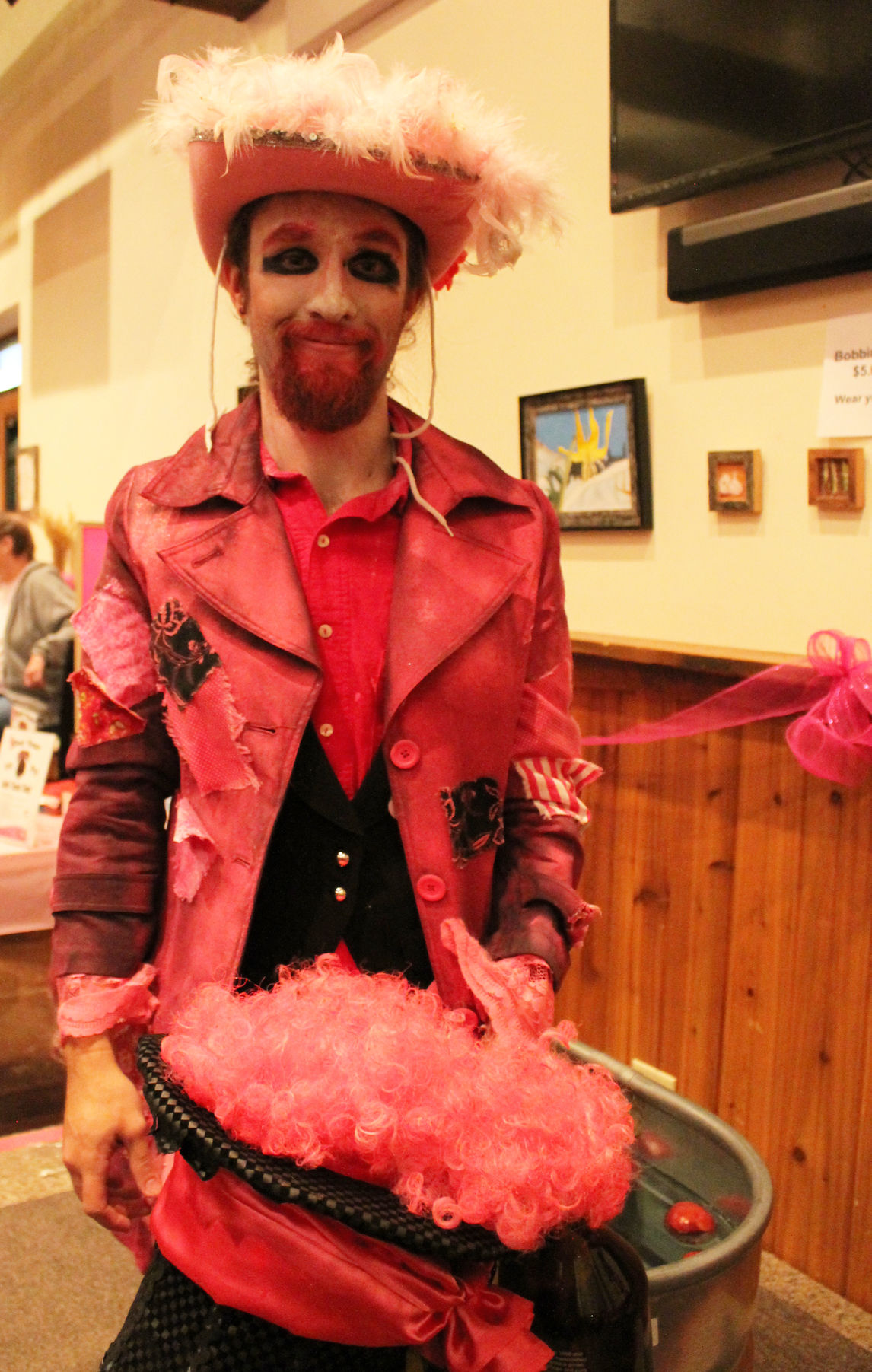 Sprinkle Pink Grand Finale held in Stevensville