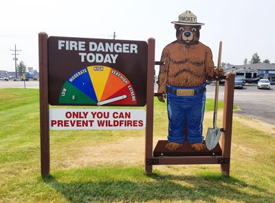 Fire danger raised to Extreme on Bitterroot National Forest