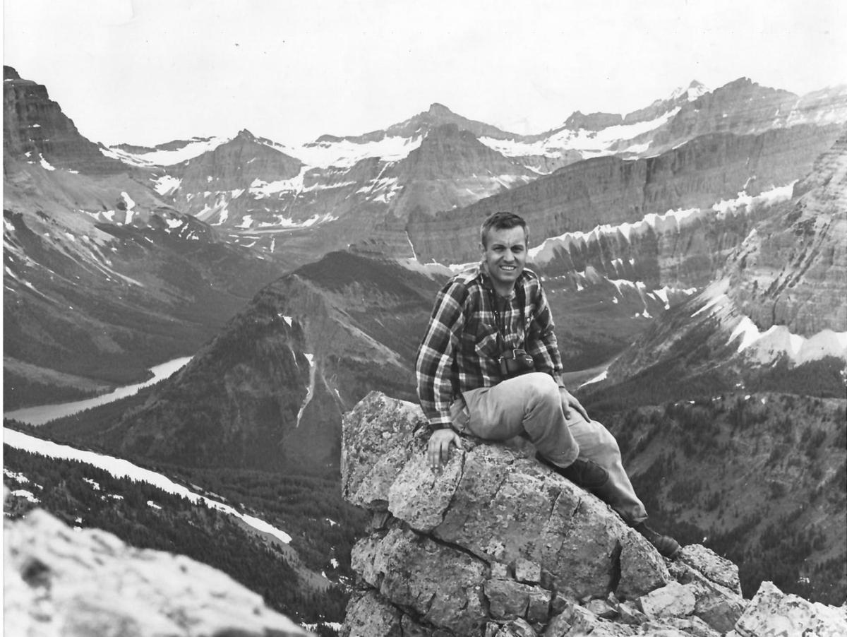 Burk's legacy: Pioneering journalist, longtime publisher, volunteer extraordinaire