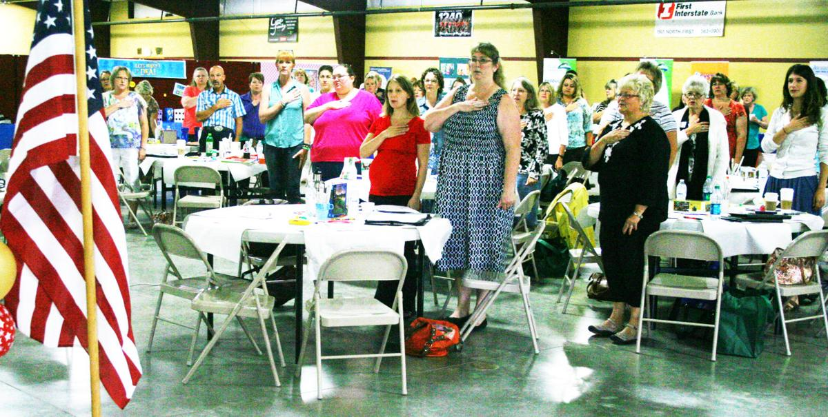 Clerks and recorders gather at Hamilton convention