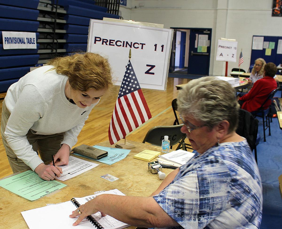 Election Kelsey Irwin