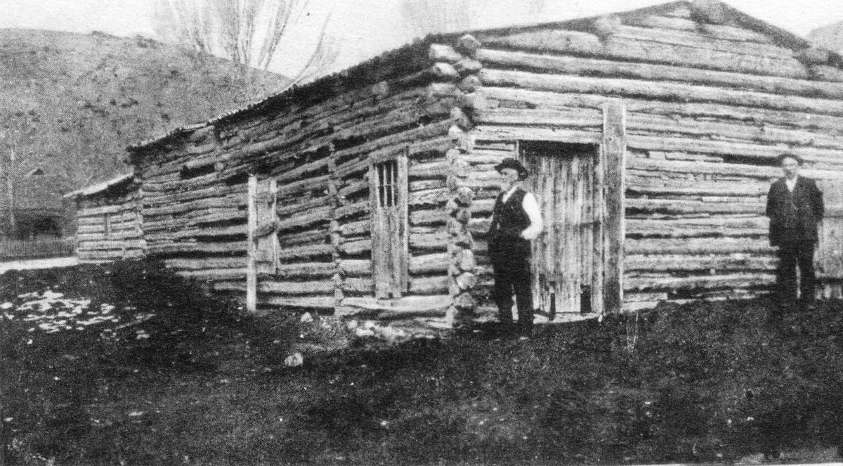 HISTORY residents of Montana's first governor