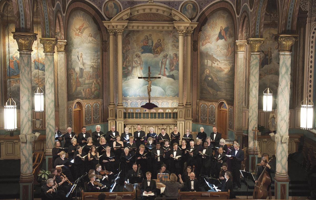 Bitterroot Baroque Bach concert at St Francis Xavier
