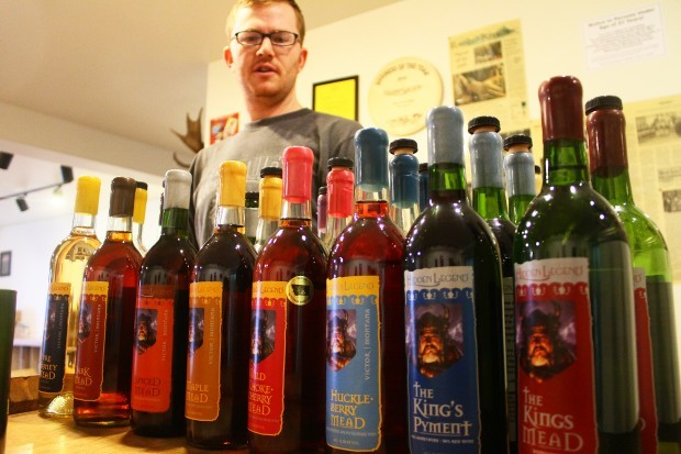Winning winery: Hidden Legends Winery benefitting from increased popularity of mead