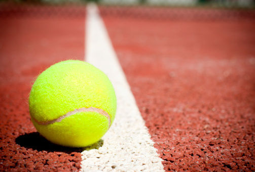 tennis 2 stockimage