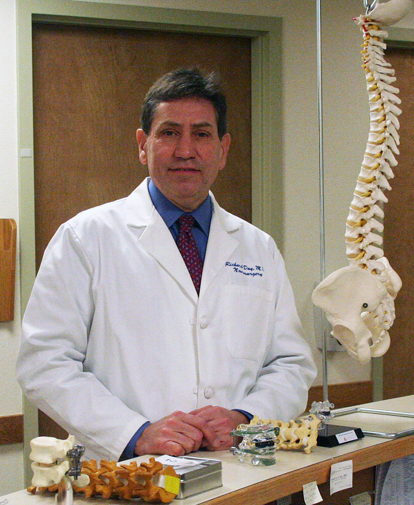NECK PAIN Class with Dr Day verticle