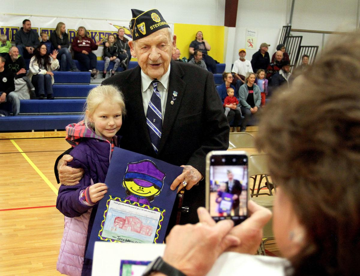 Lone Rock honors veterans on Veterans Day