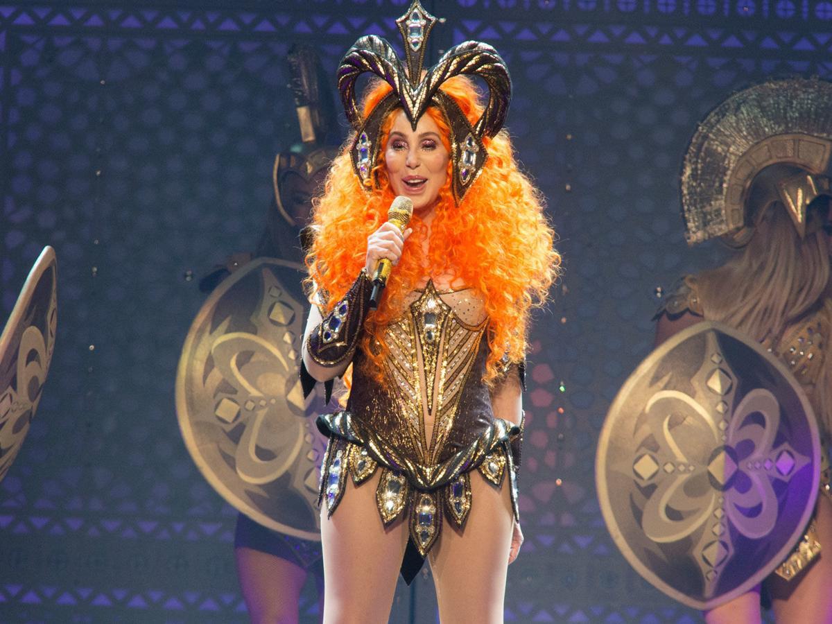 Cher In Concert - Philadelphia