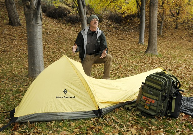 Army sergeant major packs light in Montana woods & Army sergeant major packs light in Montana woods | Outdoors ...