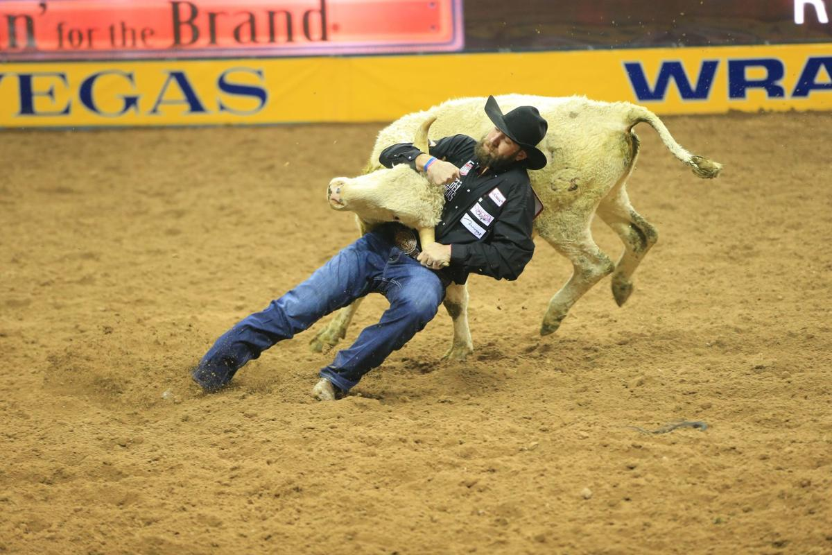 Bridger Chambers, Round 9 of 2018 NFR
