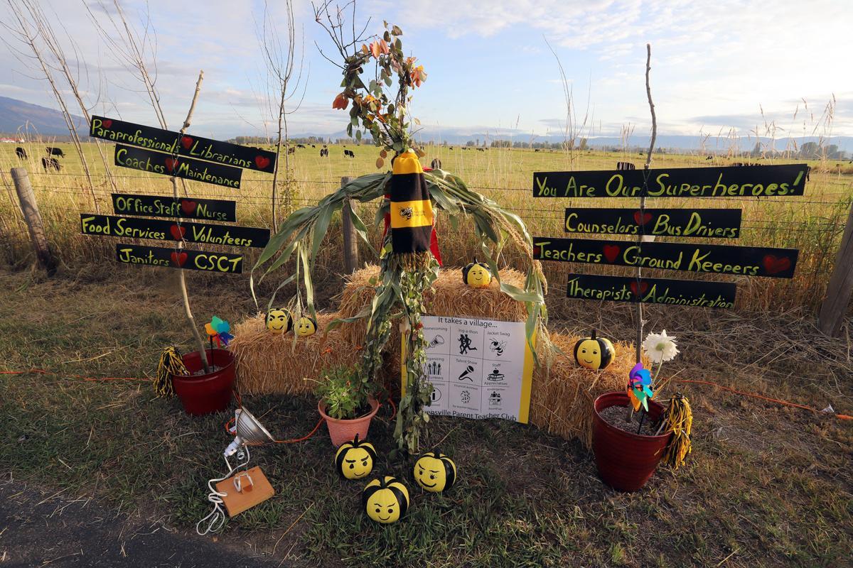 Stevensville Scarecrow Festival gets underway