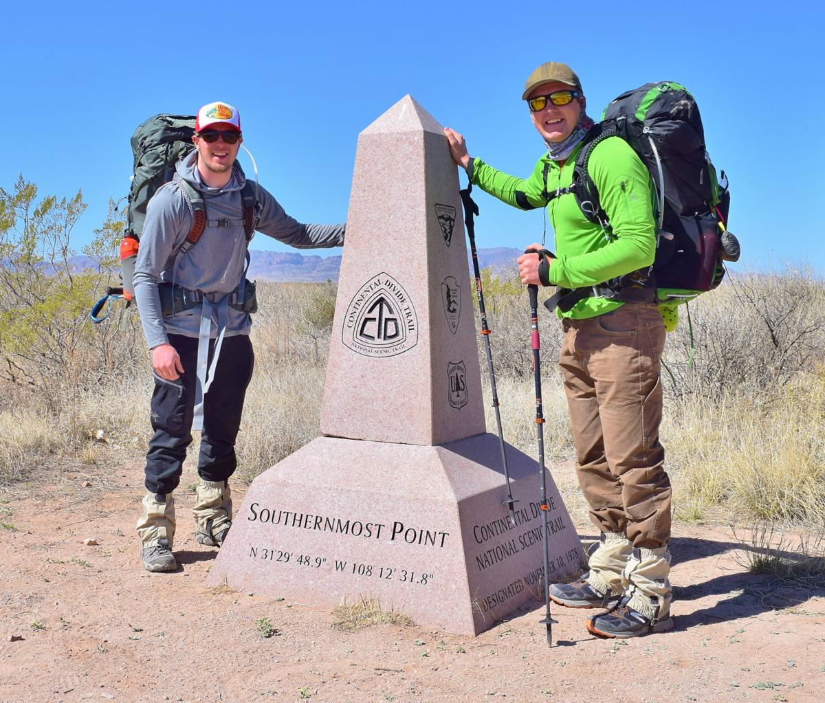 Hiking the divide: Bitterroot men lead the way on Continental Divide Trail