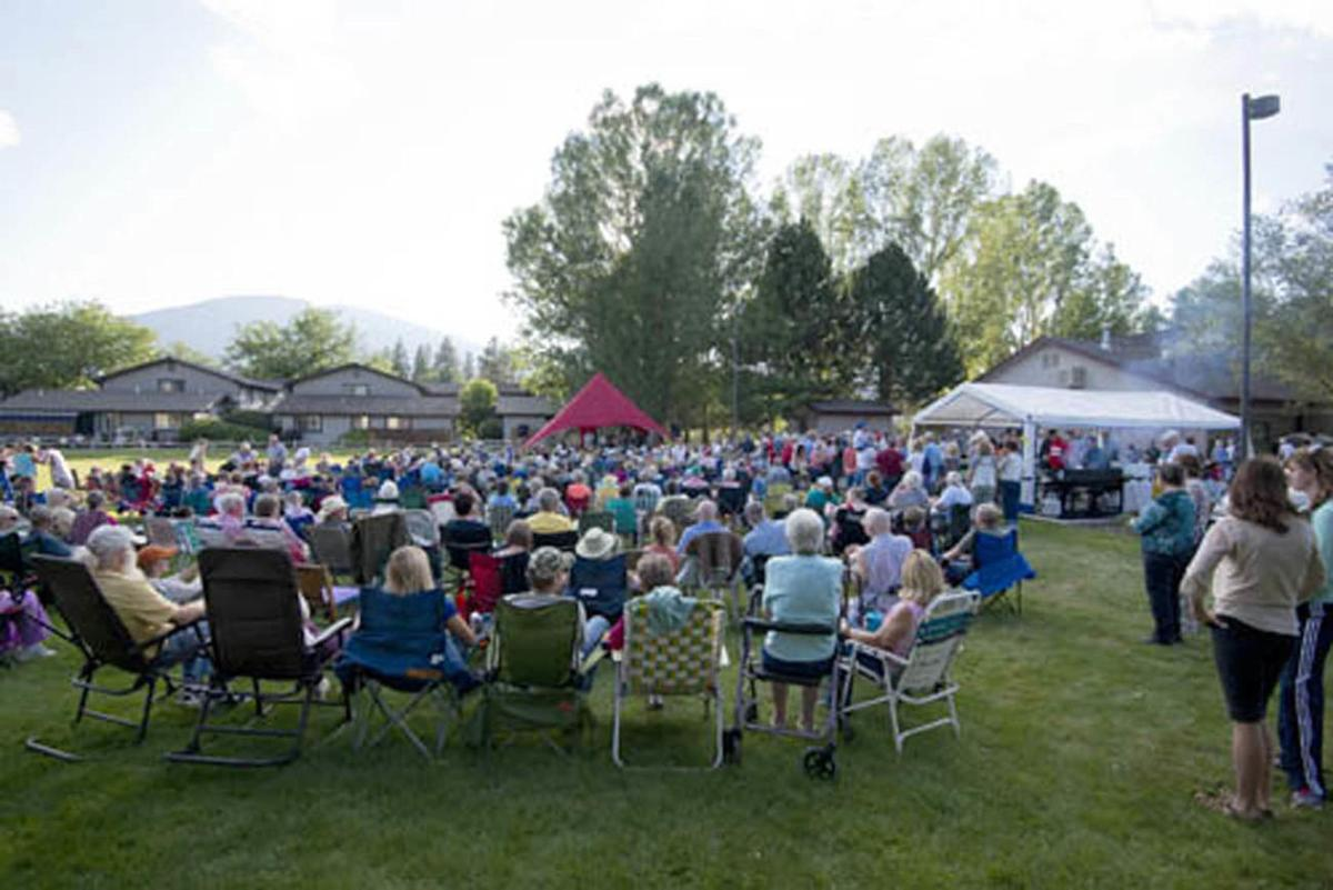 SLH offers Summer Concert Series and Shakespeare in the Parks