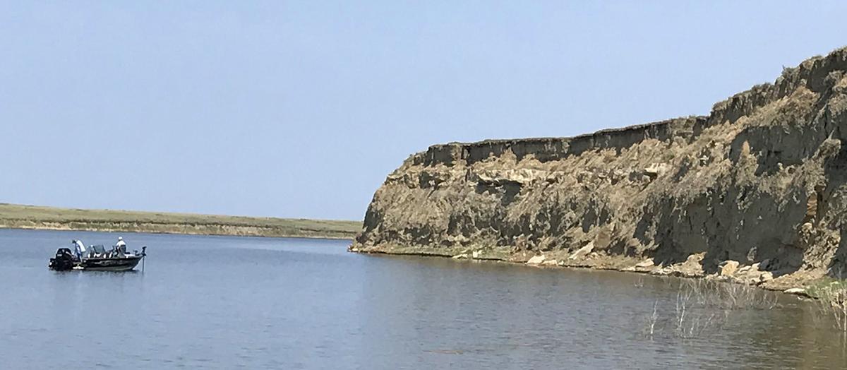 Fort Peck fishing