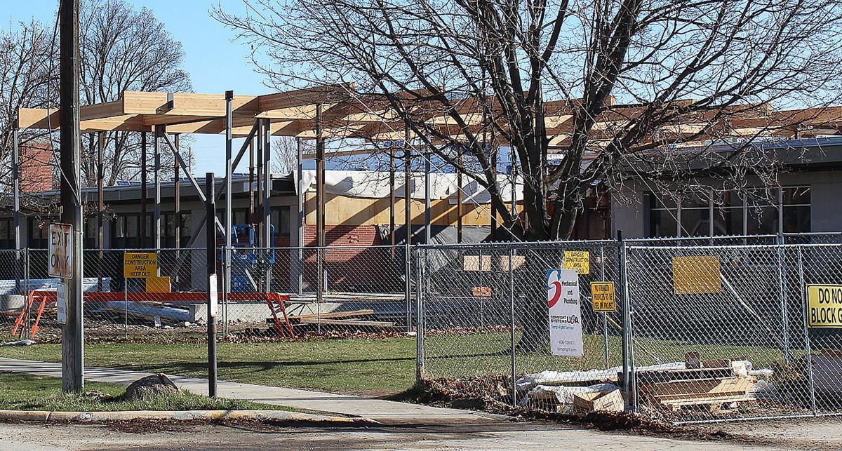 Stevensville Schools to host community walk-through tour of new construction
