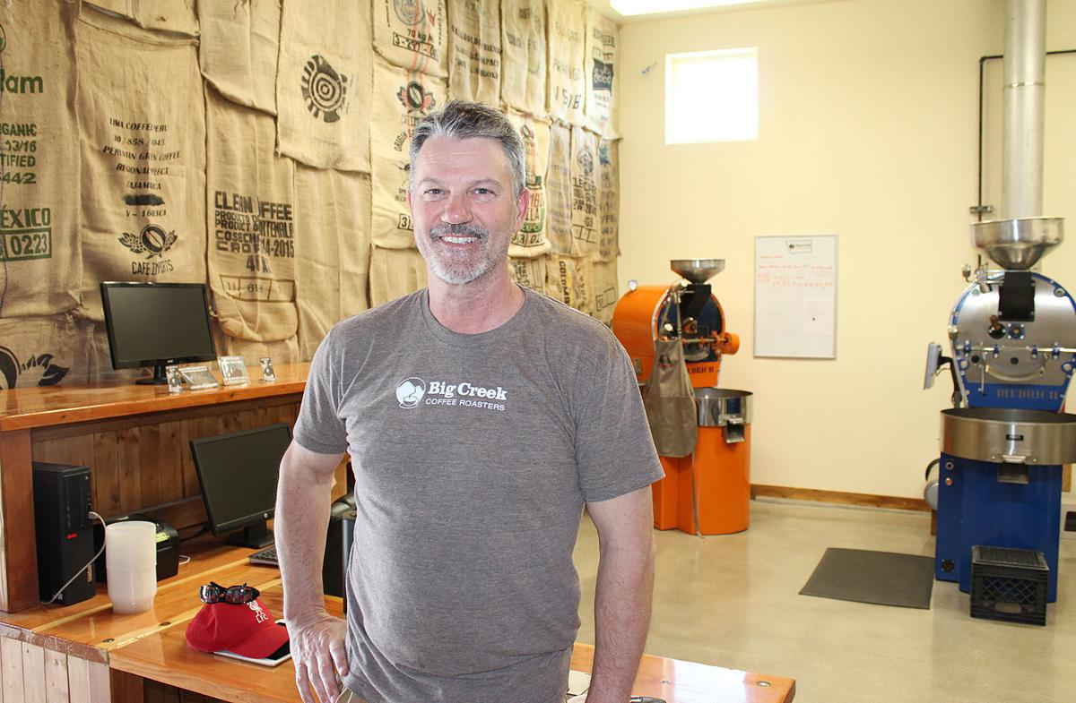 Big Creek Roasting Facility Randy Lint