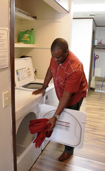 SA Fidelis and laundry