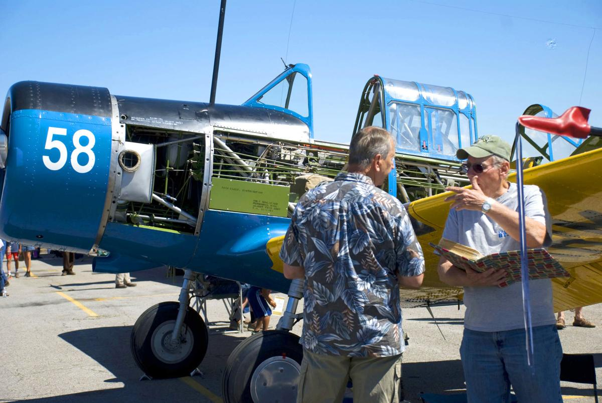 Wings & Wheels air and car show draws thousands | Local News