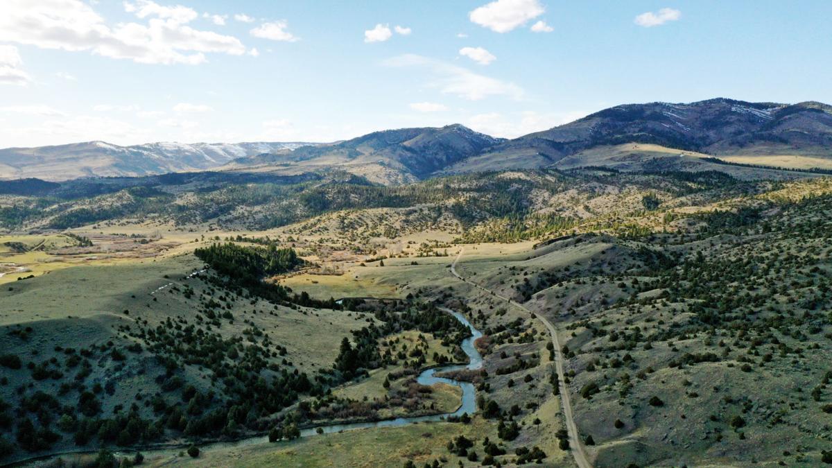 Climbing Arrow Ranch