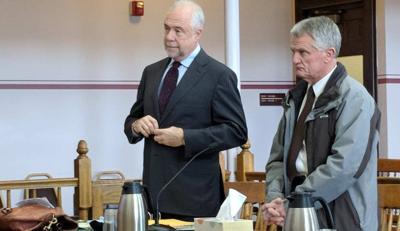 McGree initial arraignment