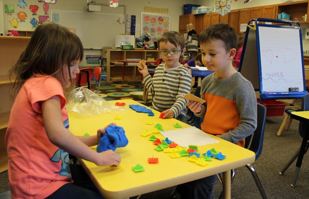 Little Bronc preschool clay play station