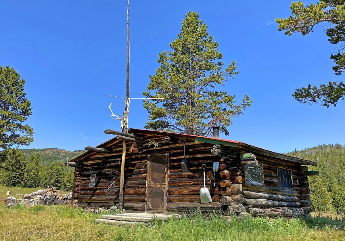 Whittaker cabin