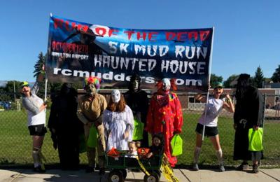 Run of the Dead mud run and haunted house coming in October