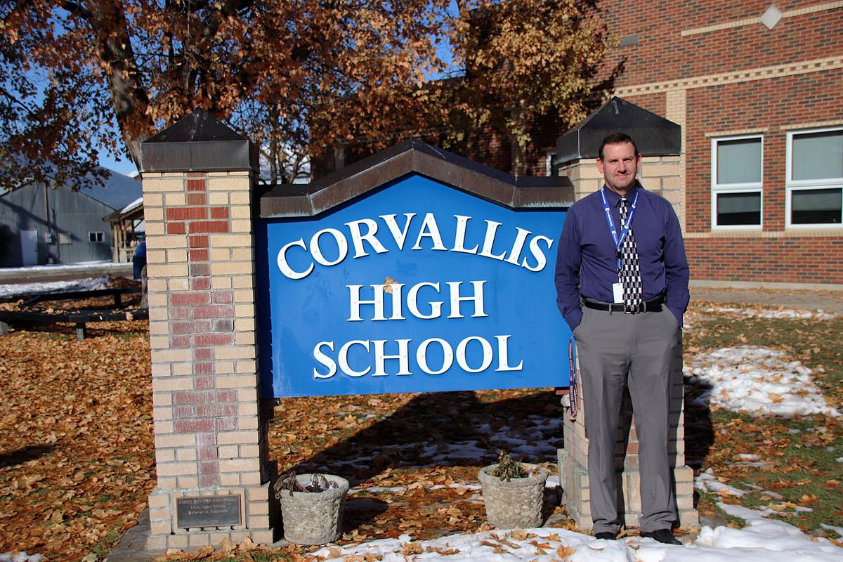 CHS's Tyson Tucker is 2021 Assistant Principal of the Year