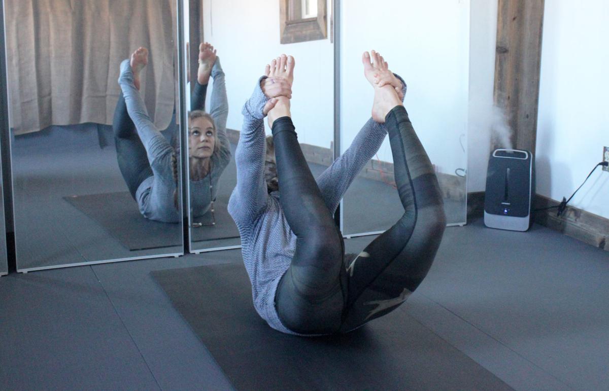 Hot Yoga Schwarz