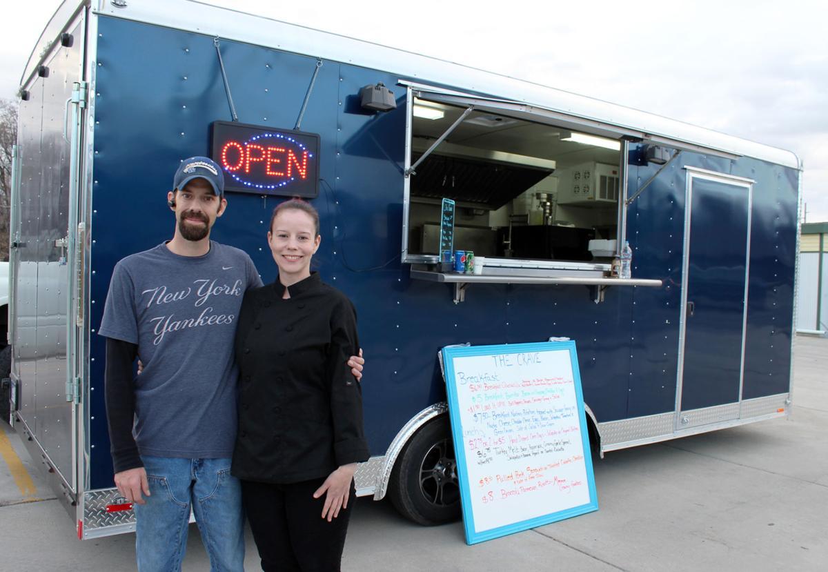 Convenient Cuisine Food Trucks Bring New Food Options To