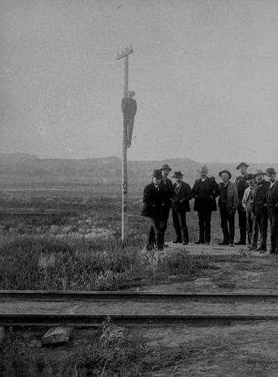 July 23 1891 Lynching at Billings